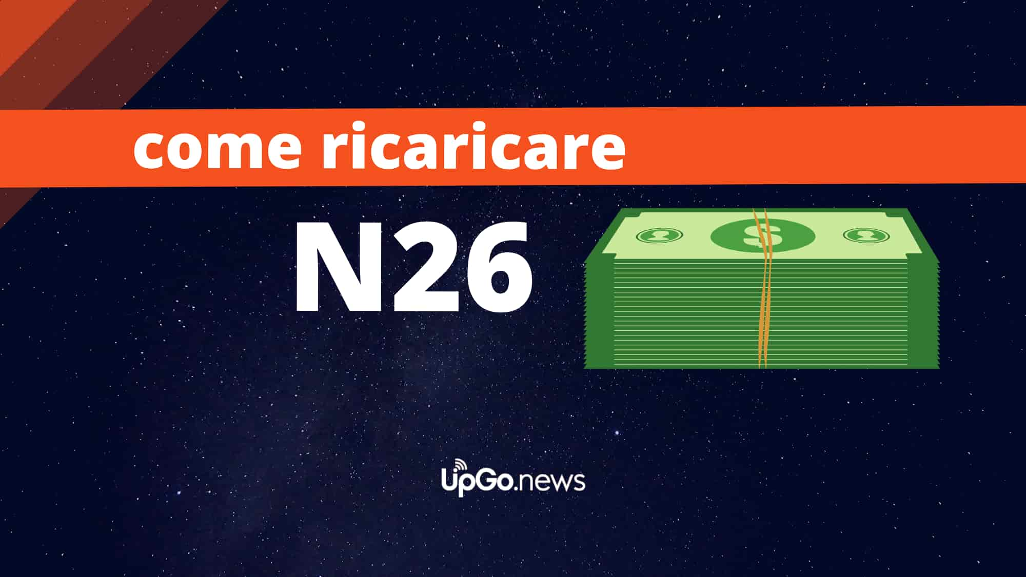 Come ricaricare N26