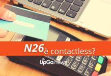N26 è contactless