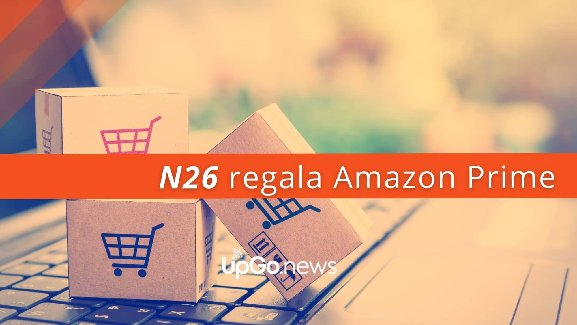 N26 regala Amazon Prime
